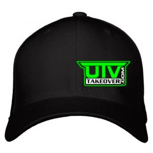 UTV Takeover Curve Billed Flex-Fit Hat
