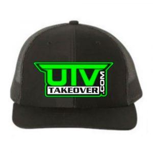 UTV Takeover Snapback Mesh Trucker Hat