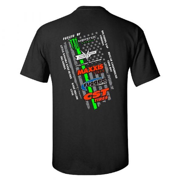 2K20 Tour T-Shirt (Back)