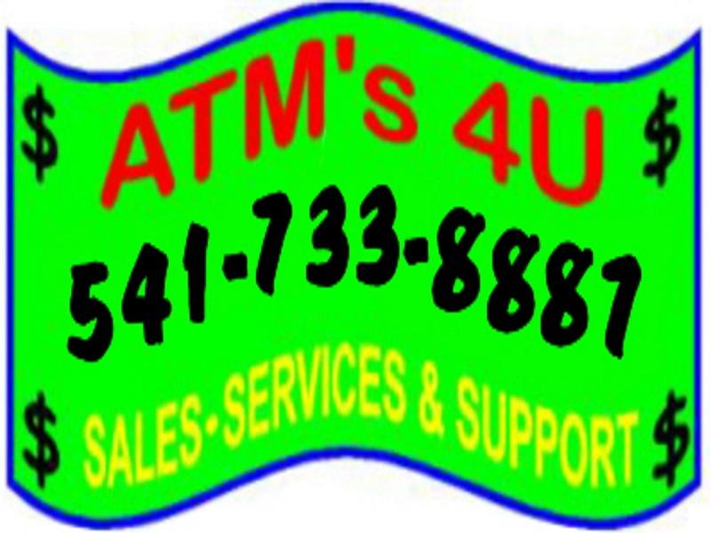 ATM's 4 U