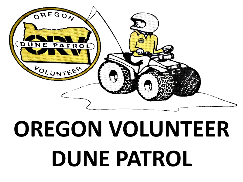 Oregon Volunteer Dune Patrol