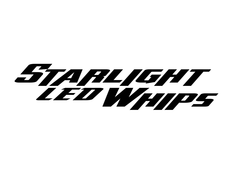 Starlight LED Whips