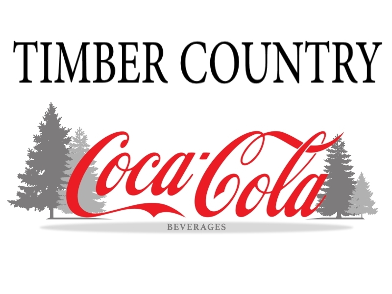 Timber Country Coca Cola