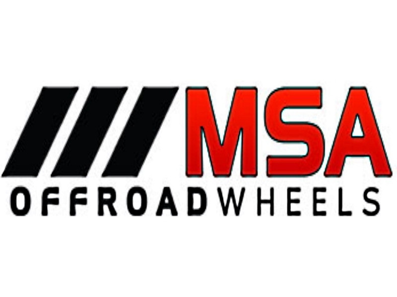 MSA Offroad Wheels by Wheel Pros