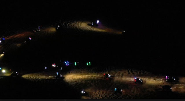 UTV Takeover Activity - Group Night Rides