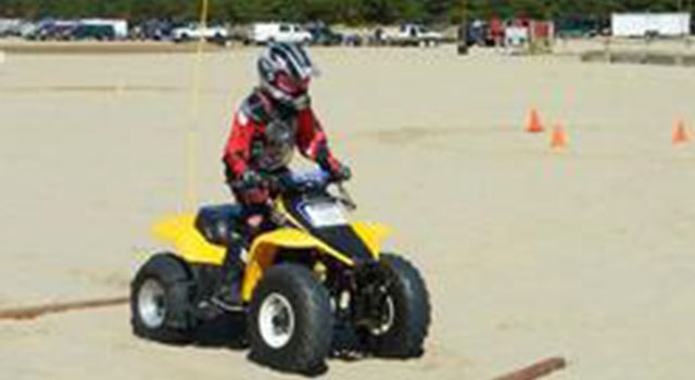 Youth ATV/UTV Training