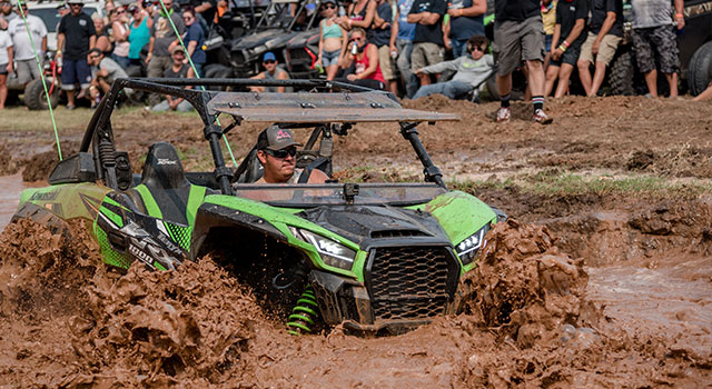 UTV Takeover Activity - UTV Mud Bogs