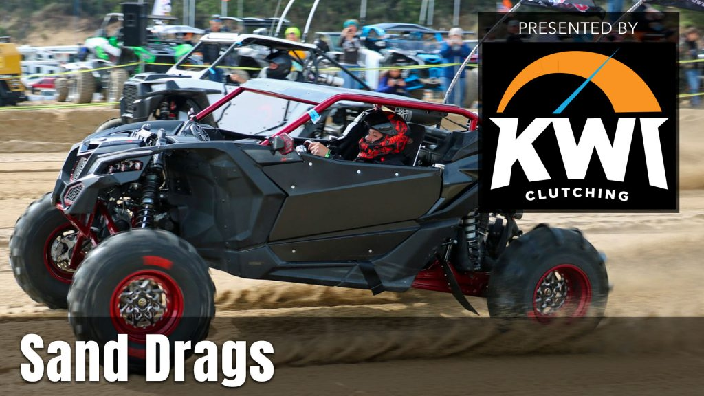 UTV Takeover Oregon Sand Drags Presented By KWI Clutching