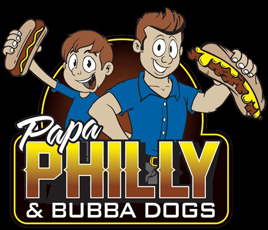 Papa Philly N Bubba Dogs