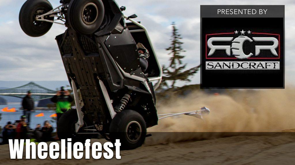 UTV Takeover Oregon Wheeliefest Presented By Sandcraft RCR