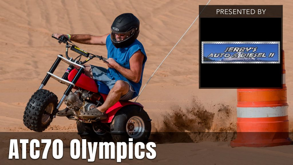 2021 UTV Takeover Oregon ATC70 Olympics presented by Jerry's Automotive & Diesel