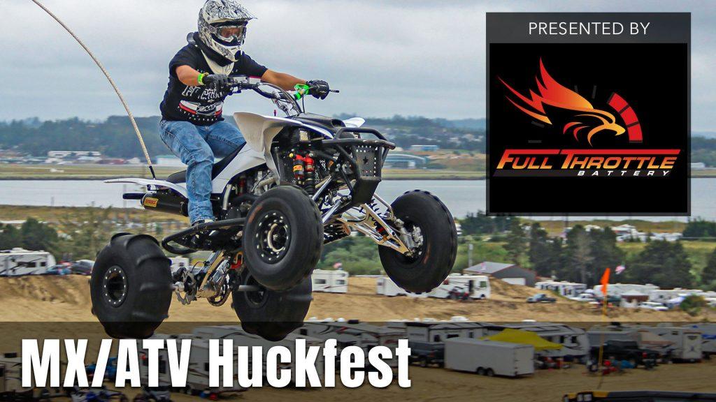 UTV Takeover Oregon MX/ATV Huckfest presented by Full Throttle Battery