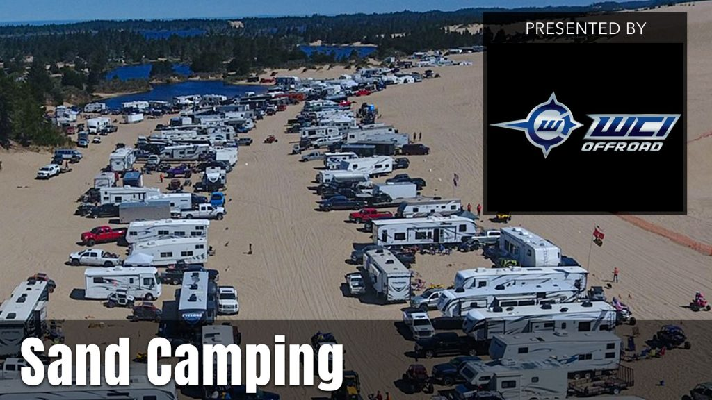 2021 UTV Takeover Oregon Sand Camping presented by WCI Offroad