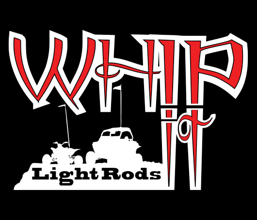 Whip It Light Rods