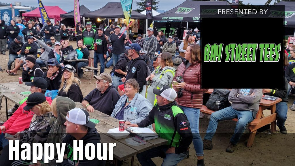 2021 UTV Takeover Oregon Happy Hour presented by the Bay Street Tees