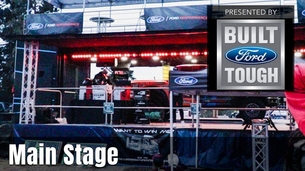 2021 UTV Takeover Oregon Main Stage presented by Built Ford Tough