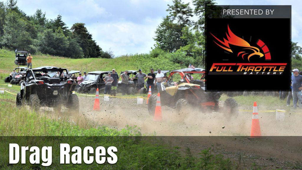 UTV Takeover Virginia Drag Racing presented by Full Throttle Battery