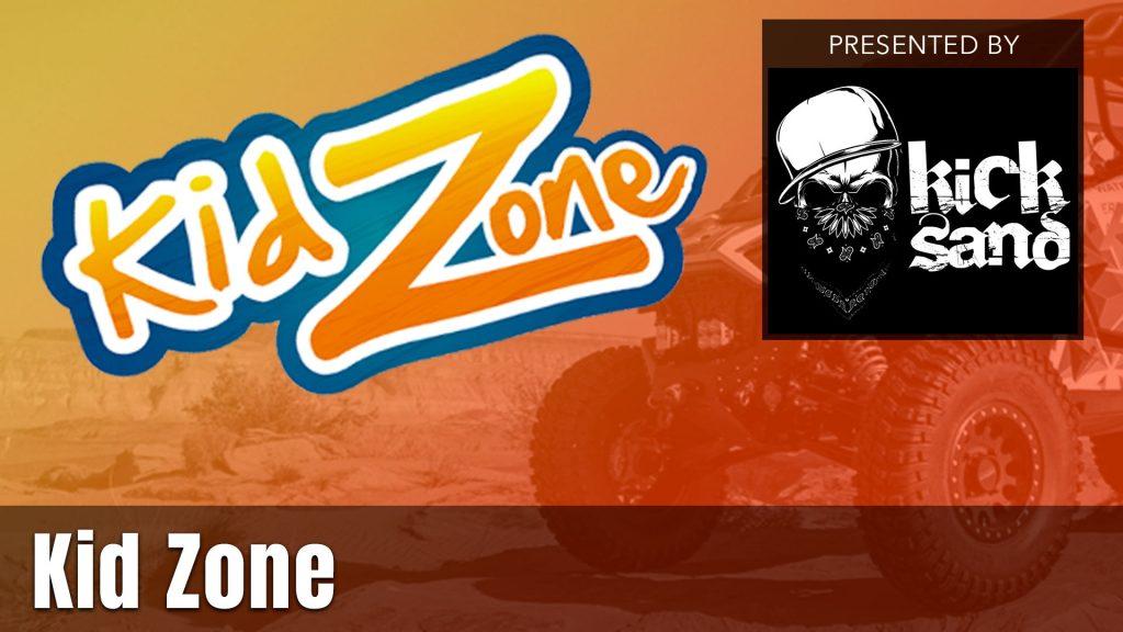2021 UTV Takeover Oregon Kid Zone presented by Kick Sand