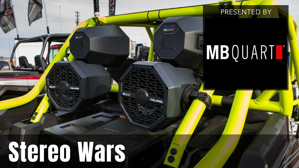 2021 UTV Takeover Oregon Stereo Wars presented by MB Quart