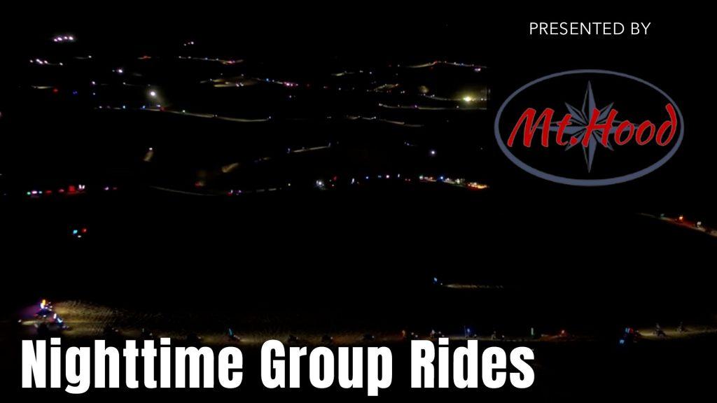 2021 UTV Takeover Oregon Night Rides presented by Mt Hood Polaris