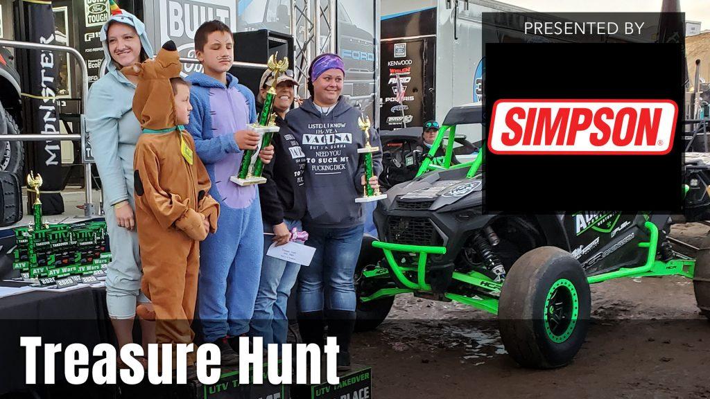 2021 UTV Takeover Oregon Treasure Hunt presented by Simpson Performance