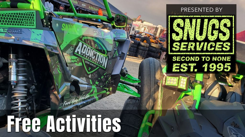 2021 UTV Takeover Oregon Free Activities presented by Snug Services
