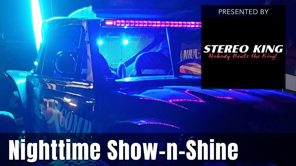 2021 UTV Takeover Oregon Nighttime Show-n-Shine presented by Stereo King