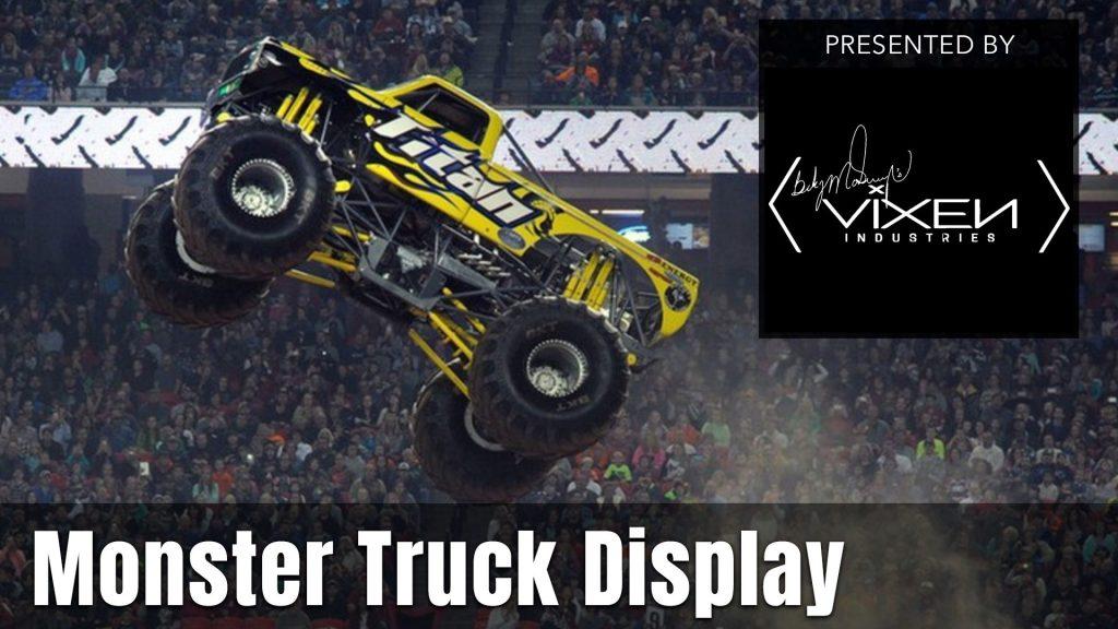 2021 UTV Takeover Oregon Titan Monster Truck presented by Vixen Industries