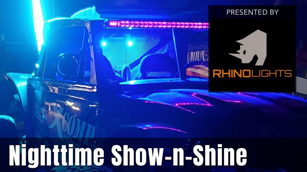 UTV Takeover Virginia Nighttime Show-n-Shine presented by Rhino Lights
