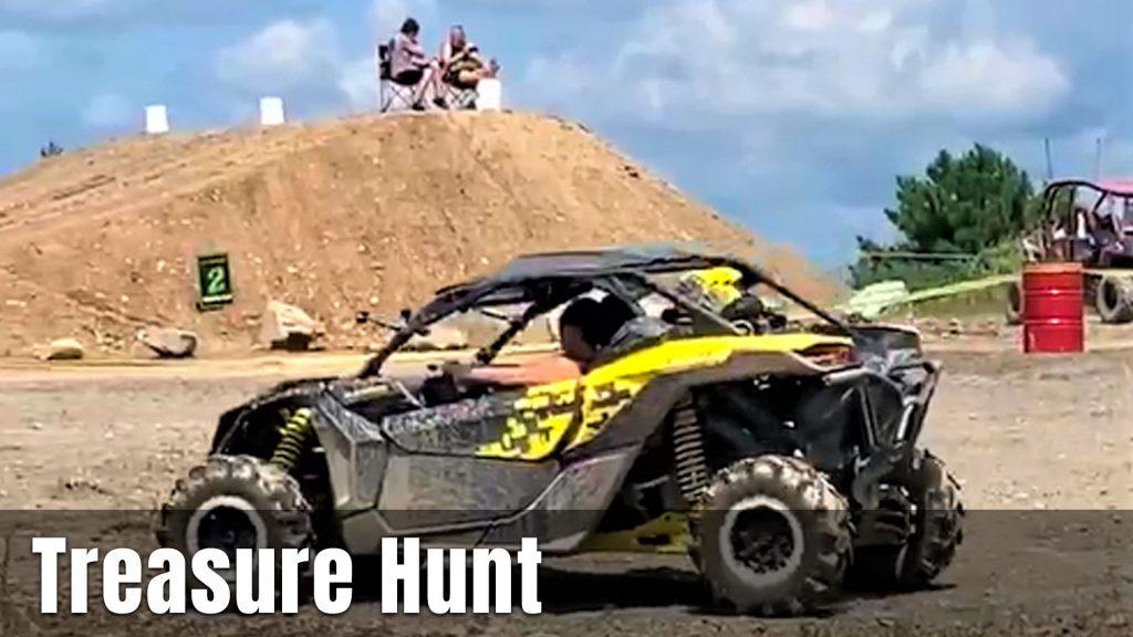 UTV Takeover Virginia Treasure Hunt