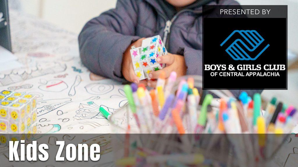 UTV Takeover Kids Zone presented by the Boys & Girls Club of Central Appalachia