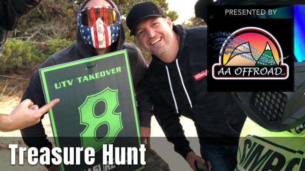 2021 UTV Takeover Oklahoma Treasure Hunt presented by AA Offroad