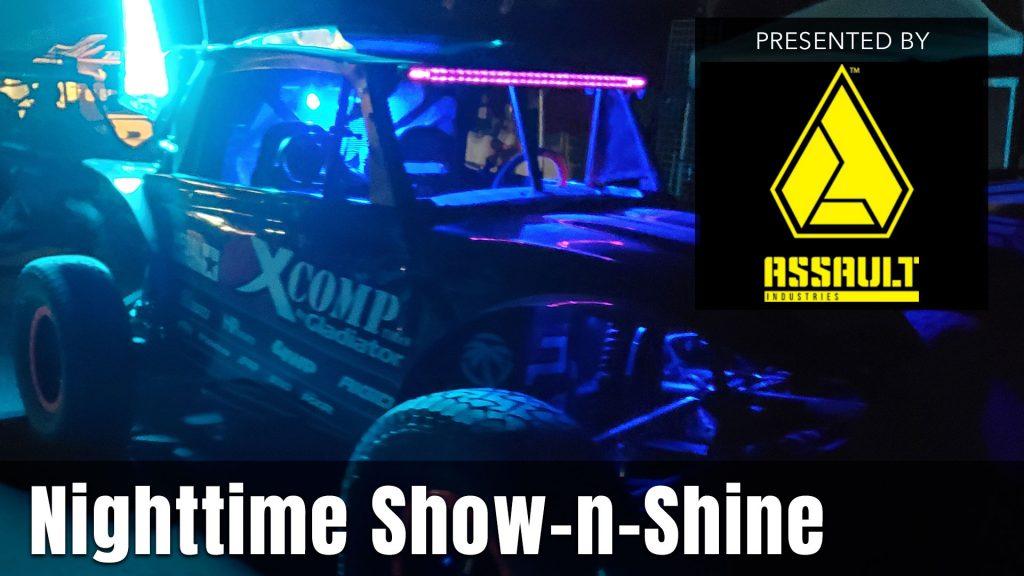 UTV Takeover Oklahoma Nighttime Show-n-Shine presented by Assault Industries