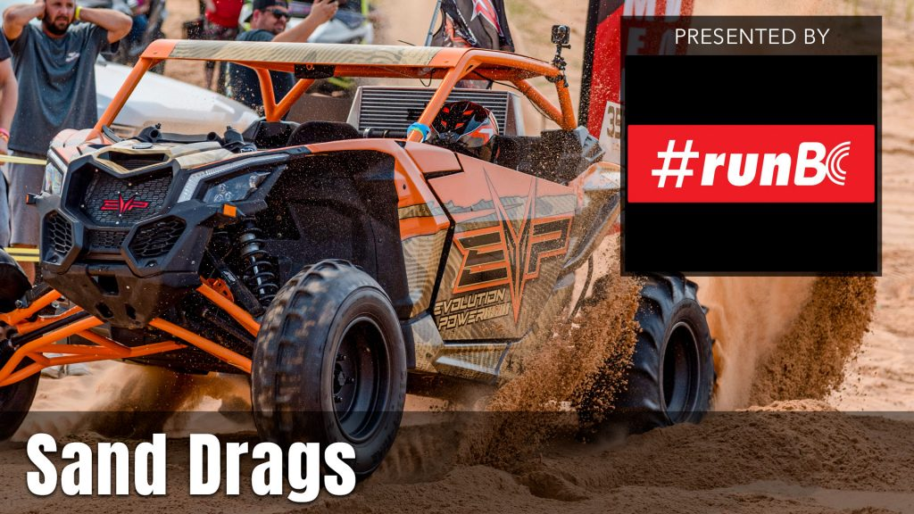UTV Takeover Sand Drags presented by Brian Crower