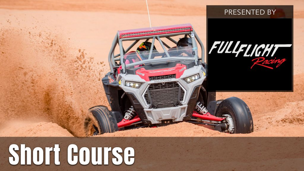 UTV Takeover Short Course Racing presented by FullFlight Racing