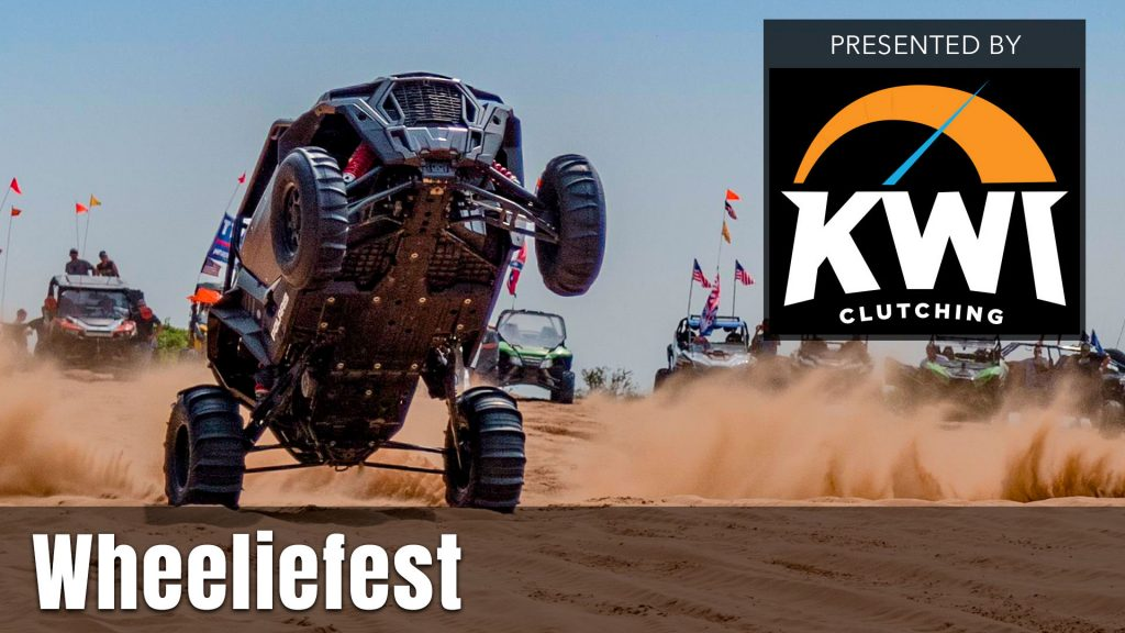UTV Takeover Wheeliefest presented by KWI Clutching