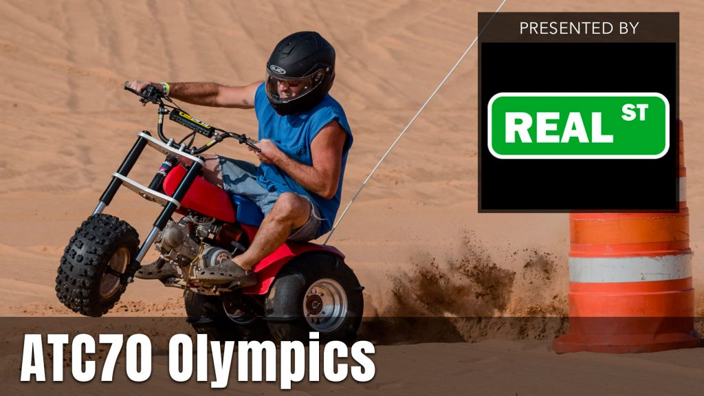 UTV Takeover ATC70 Olympics presented by Real Street Performance