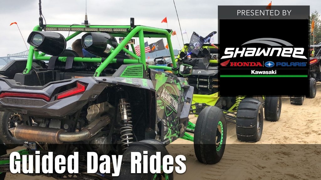 UTV Takeover Guided Day Rides presented by Shawnee Honda Polaris Kawasaki