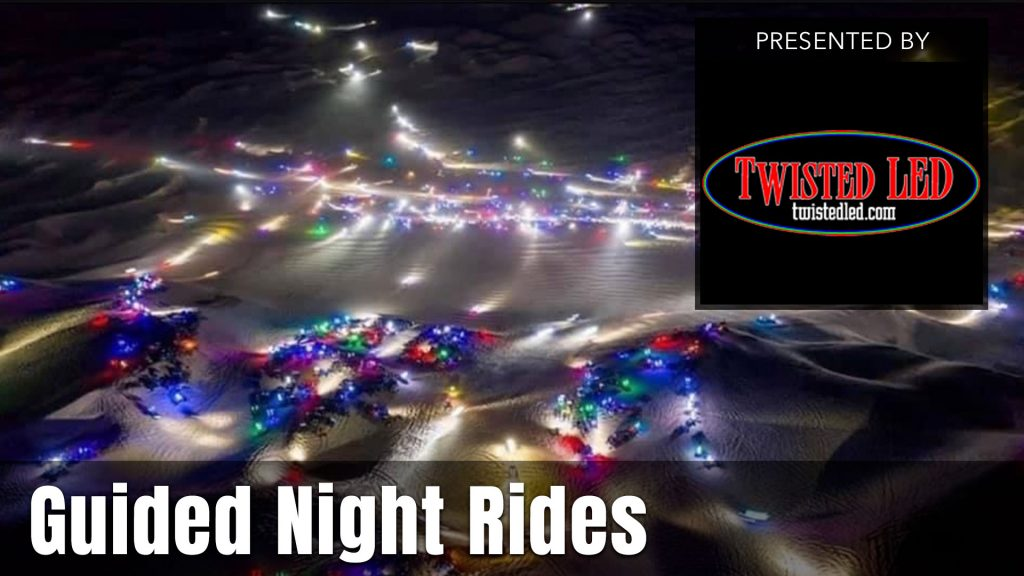 UTV Takeover Night Rides presented by Twisted LED