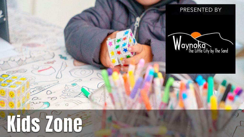 UTV Takeover Kids Zone presented by the City of Waynoka, OK