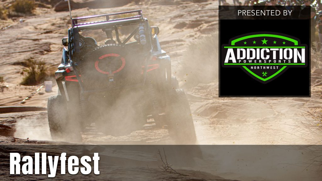 UTV Takeover Rallyfest presented by Addiction Powersports NW